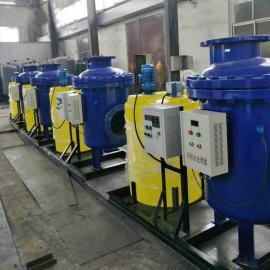 空调冷却循环水加药全程水处理器