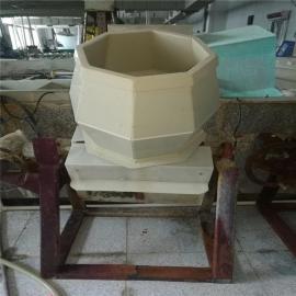 单个滚桶的镀金槽 八角除油缸 二手电镀设备报价