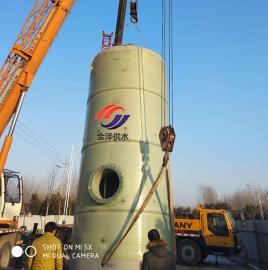 一体化预制泵站 污水 雨水提升一体化预制泵站