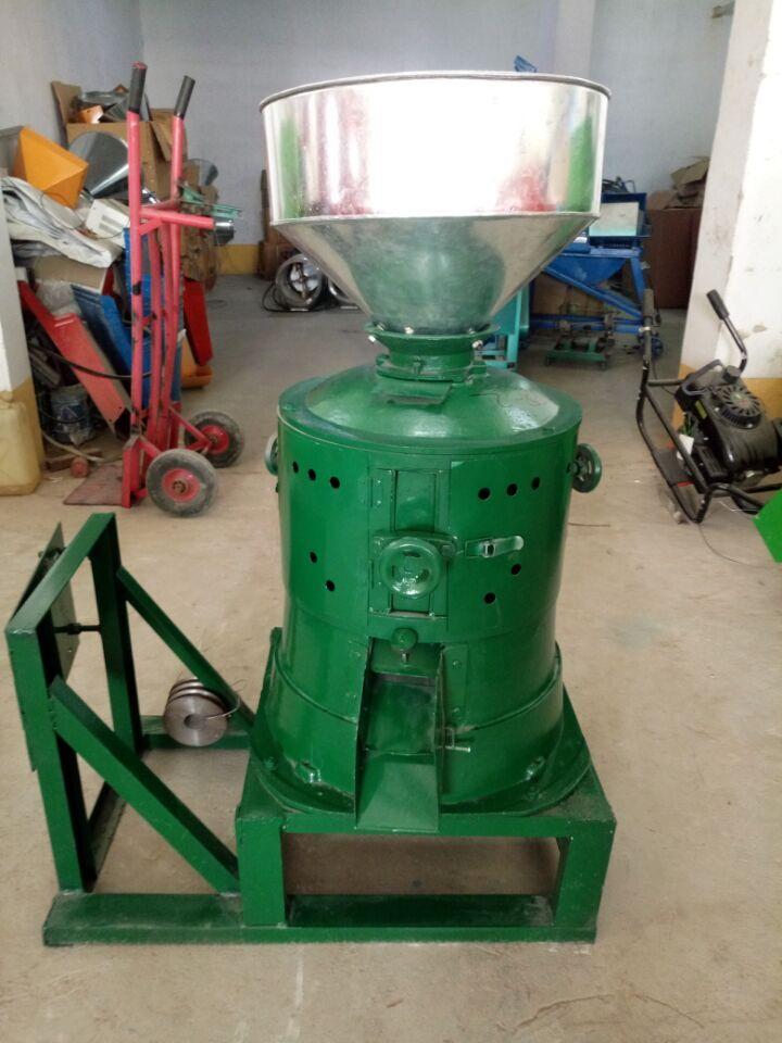 杂粮脱皮机 小型脱皮机 小麦玉米高粱专用脱皮碾米机