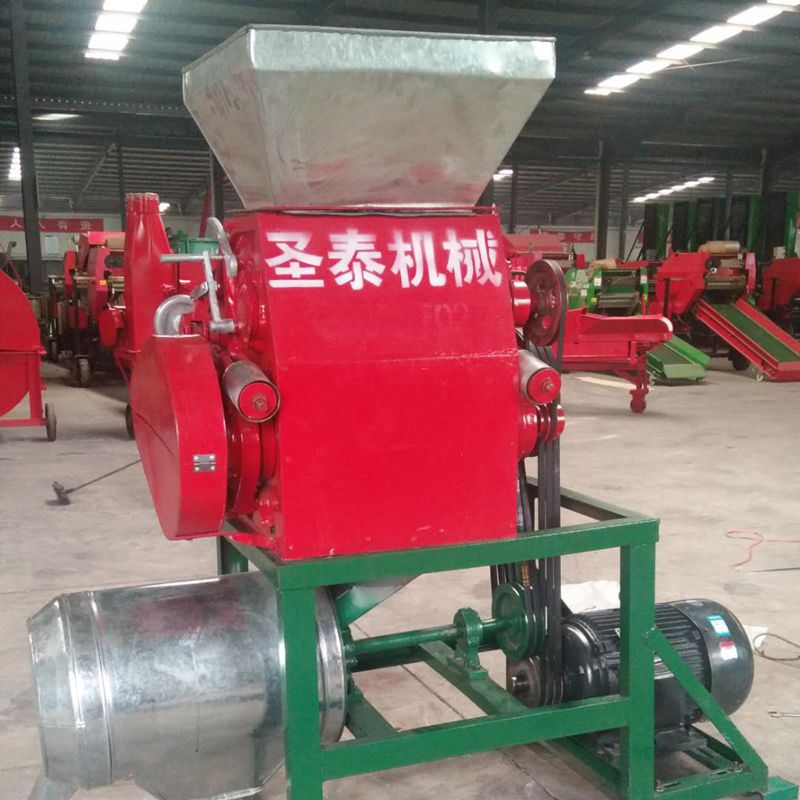 小型磨面机 家用磨面机 小麦机械式磨面机