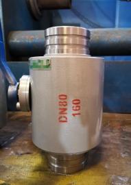 高压锻钢沟槽球阀CHQ91F