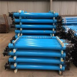 矿用综采支护DW31.5-300/110X悬浮式单体液压支柱