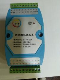 plc开关量模块plc数据采集器plc网络模块短信报警编码器计数器