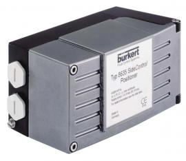 Burkert德国宝德155369阀门定位器数字电气气动定位器