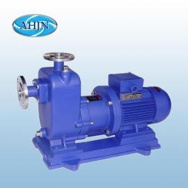 江南CQZ不锈钢耐碱耐腐蚀自吸磁力泵单级单吸304/316自吸磁力泵