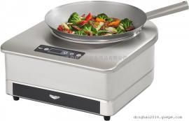美国沃华夫VOLLRATH 6958301 3.5 KW单头电磁中式炒炉(桌上型)