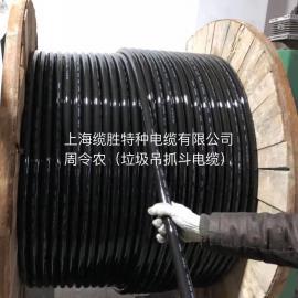 抓斗吊电缆|4*16+2*(4*1.5)