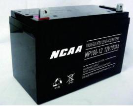 NCAA蓄电池NP200-12型号12V200AH机房应急电池