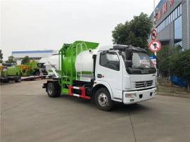 4吨不锈钢餐厨泔水垃圾运输车 每日报价