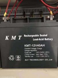 凯美特蓄电池KMT100-12原厂报价12V100AH促销