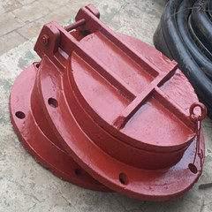 dn300铸铁拍门