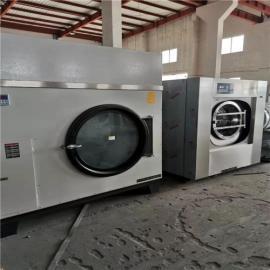 酒店宾馆洗涤布草用水洗设备 大型工业洗衣机烘干机