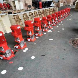 CDLF立式多级不锈钢消防泵给水设备