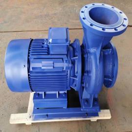 ISW250-250铸铁材质卧式管道离心泵配防爆电机可订制不锈钢材质
