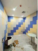聚酯吸音板丰富的表观色彩,是极佳的墙体吸音装饰软包体。