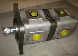 双联叶片泵VDR-11A-1A1-1A2-13 NACHI不二越