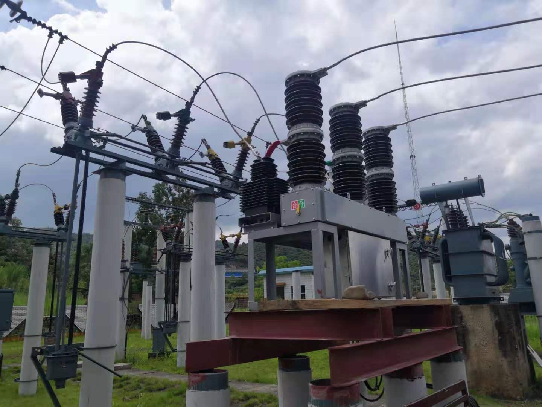 35KV高压户外真空断路器ZW7-40.5/1250-31.5