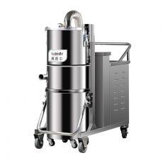 医药车间粉尘工业吸尘器工厂不锈钢大功率吸尘机