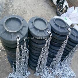 煤井专用柱鞋现货 单体液压支柱柱鞋 尼龙柱鞋鞋帽