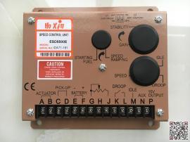 ESD5500E柴油发电机组转速控制调节器
