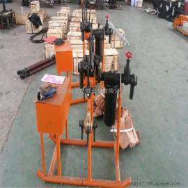 井下采矿用YGZ90导轨凿岩机 立式导轨钻孔机 独立液压圆盘式钻机