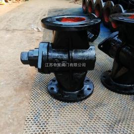 X43T-10二通铜芯旋塞阀
