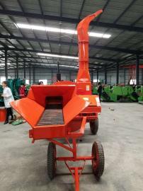 新型秸秆铡草机 畜牧养殖业用大型铡草揉搓机械