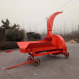 养牛用的铡草机 10吨大型产量铡草设备 加厚锤刀