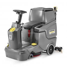 环氧地坪凯驰驾驶式洗地机