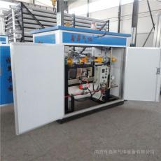 鑫昇CNG减压撬装站cng调压装置天然气cng调压撬