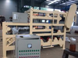 污水厂污泥处理装置带式压滤机