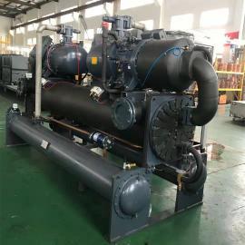 水冷螺杆冷水机,水冷螺杆工业冷水机组
