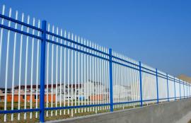锌钢院墙围栏 锌钢护栏 锌钢围栏