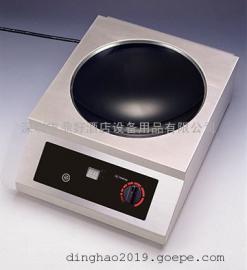 �晤^凹形�磁�tPRECISE TTW-3500 不�P�外�� 炒菜�磁�t