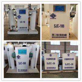 二氧化氯发生器一体式安装简便