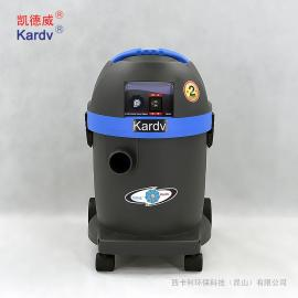 写字楼专用低噪音吸尘器 凯德威DL-1032