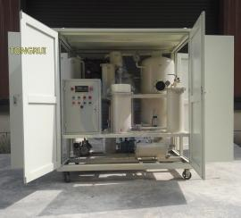 TR/ZJD-10进口型全封闭式液压油脱水设备、进口型液压油过滤机