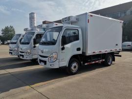 跃进小福星S70汽油冷藏车(国六)价位