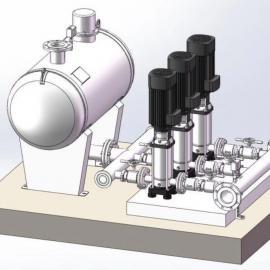 AKK无负压变频供水设备/WWG无负压变频调速供水设备