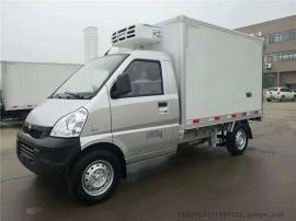 小型冷库车 可分期 零首付 小型蓝牌冷藏车
