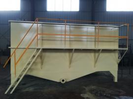 混凝沉淀设备 污水处理沉淀池 洗涤废水处理工程设备