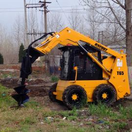 园林钻孔器 市政园林高效帮手 滑移装载机属具