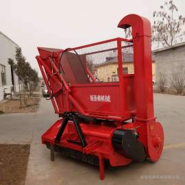 青储玉米秸秆粉碎回收机 玉米收割机 新型秸秆回收机