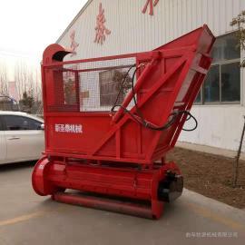 牧源�C械 大型秸�回收再利用�C械 160型二次粉碎秸�回收�C 4JH-1000