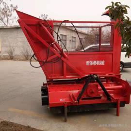 牧源�C械 ��焓�165型玉米秸�粉碎回收�C 秸�青��回收�C械 4JH-135