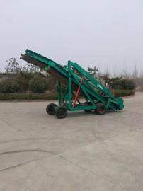 牧源机械 大型自走式青储取料机 料场装车取草机 9SF--5