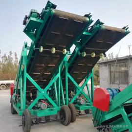 青贮饲料取料机 新型移动式取料机 牛羊青储饲料取料机