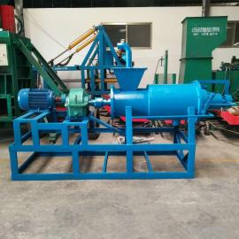 鸡粪猪粪干湿固液分离机 污水脱水机 泥浆分离机械