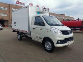 新款国六小型保温车厂价销售 福田祥菱V1售价